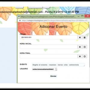 Agendar citas y eventos smsolucionesalmaedida.com