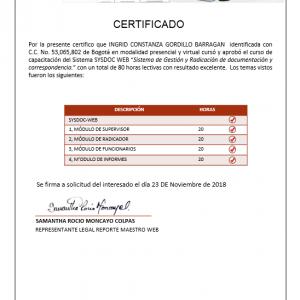 Desarrollo aplicación para generar diplomas smsolucionesalamedida.com