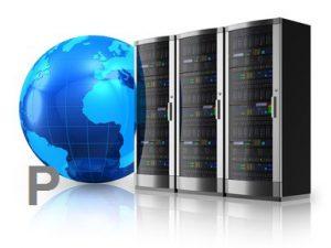 Alojamiento o Hosting Servidores Web